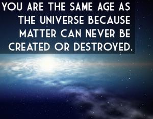 universe same