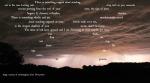 Rain Clouds ShapePoetry